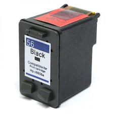 Black HP 56 Ink Cartridge C6656AN for OfficeJet 6110 6110v 6110xi Deskjet 9680