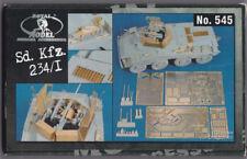 ROYAL MODEL 545 - Sd. Kfz. 234/1 CONVERSION SET - 1/35 RESIN KIT