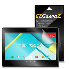 2X EZguardz LCD Screen Protector Skin Shield HD 2X For Nextbook Ares 10L Tablet