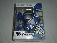 NEW IN BOX TRANSFORMERS UNIVERSE SOUNDWAVE MIGHTY MUGGS  FIGURE NIB HASBRO 2008