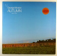 "12"" LP - George Winston - Autumn - T3102 - washed & cleaned"