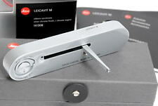 NEW Leicavit M Silver boxed 14008 for Leica MP, M7 or M6 SALE