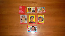 2015 Topps Sandy Koufax Cardboard Icons 5x7 Red Edition Set 01/10 MINT