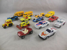 Group 14 Corgi Juniors in good to playworn condition Land rover, Racing Car etc