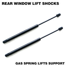 2x Rear Window Glass Only Hatch Lift Supports for 03-06 Expedition Navigatior