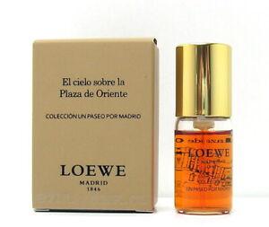 Loewe El cielo sobre la Plaza de Oriente Miniatur 7 ml Parfum Spray