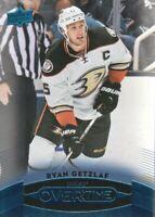 2015-16 Upper Deck Overtime Blue #78 Ryan Getzlaf Anaheim Ducks