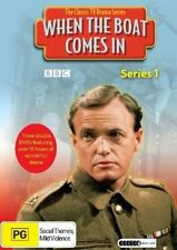 When The Boat Comes In : Series 1 (DVD, 2008, 6-Disc Set) Region Free