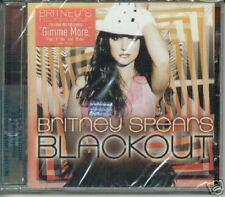 BRITNEY SPEARS BLACKOUT SEALED CD NEW 2007