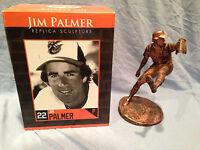 Jim Palmer Camden Yards Statue Sculpture 2012 SGA Baltimore Orioles NIB MINT