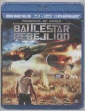 NEUF BLU RAY BATTLESTAR REBELLION SOUS BLISTER