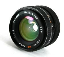 Focal Wide Angle 28mm F2.8 Lens M42/Pentax Screw Mount