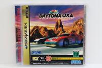 Daytona USA Circuit Edition SEGA Saturn Japan Import US Seller G8232