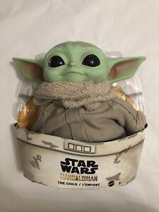 Mandalorian The Child Star Wars Plush Toy 11 inch Baby Yoda-like SIZE Figure
