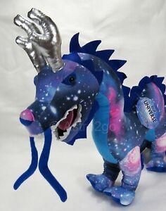 BLUE DRAGON--Fiesta Plush Stuffed Animal Universe Galaxy Space Stars Astronomy