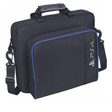 Nero Spalla Borsa Da Viaggio Custodia Borsa Per Playstation 4 ps4