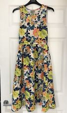 ASOS Summer Floral Midi Dress Size 8