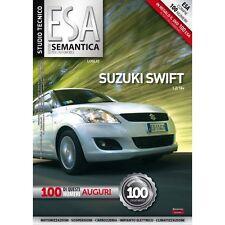 Manuale Riparazione ESA - SUZUKI SWIFT 1.2I 16V