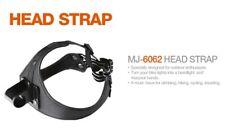 MagicShine Head Strap Pro for MJ900 902 906 908 808E 872 880 & more Bike Lights