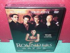 ROUNDERS - MATT DAMON - EDWARD NORTON - NUEVA - dvd