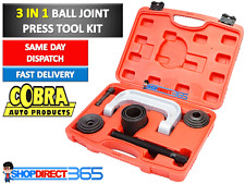3 in 1 Ball Joint U Joint C Frame Press Service Kit Brake Anchor Pin Set 15-45