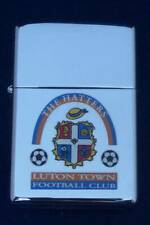 Lighter Zippo The Hatters Luton Town Football Club