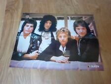 QUEEN & BEE GEES - Poster Best !! VINTAGE 70'S !! FRENCH