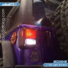 Tail Light Housing w/ Clear Lens (A) for SCX10 III Jeep Wrangler