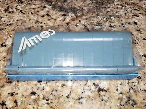 Vintage AMES Set of 12 Vintage Blue Shower Hooks Package NEW