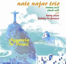 Nate Najar - Aquarela Do Brasil [New CD]