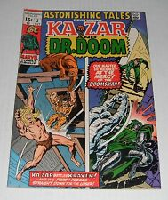 Astonishing Tales # 2-3-4....FINE-VF grade--F...1970  comic books