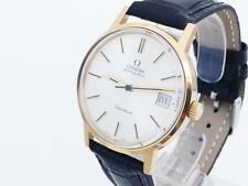 Mens Omega Automatic Gold plate Case Wristwatch Cal:1012 Date 1973 No15152