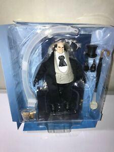 Multiverse Signature Collection Batman Returns Penguin Figure LOOSE NEW NO BOX