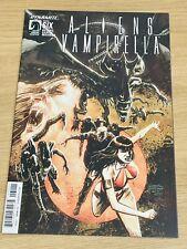 Aliens Vampirella #6 Rare Dynamite Dark Horse Crossover 2015 Comic VF+ Condition