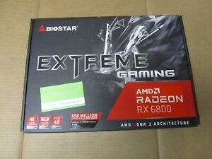 VA6806LEP2 -  BIOSTAR AMD Radeon RX6800 - 16GB GDDR6, AMD RDNA2