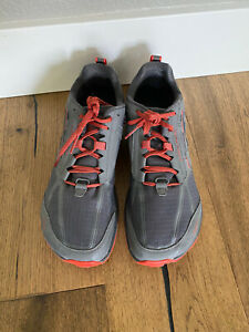 ALTRA - Lone Peak 4 - Trail Running Shoes (AFM1855F20) Men's Size 12 Gray / Red
