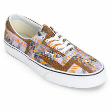 VANS AUTHENTIC ERA VAN DOREN HOFFMAN ORANGE BLACK SZ MENS 11 WOMENS 12.5 SHOES