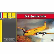 Heller 80330 - 1:72 DC6 Securite Civile - Neu