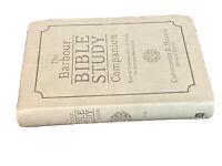 Very Nice, The Barbour Bible Study Companion ,Genesis-Revelation, Study Helps