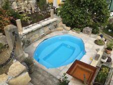 GFK Schwimmbecken, Pool  Schwimmbad, Einbaubecken, Gartenpool, Swimmingpool