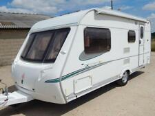 Mobile & Touring Caravans Abbey 4 Sleeping Capacity