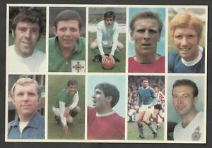 Thompson Hotspur WORLD CUP Stars 1970 Bobby MOORE WEST HAM UNITED as issued