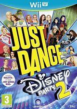 Just Dance Disney Party 2 per PAL WII U (nuovo e sigillato)