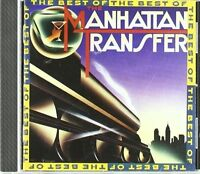 Manhattan Transfer Best of (1975-81) [CD]