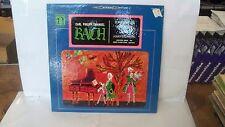 Carl Philipp Emanuel Bach - Six Sonatas For Flute And Harpsichord Vinyl LP NM