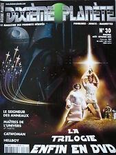 """Magazine (très bel état) - Dixième planète 30 (couverture """"Star Wars"""")"""