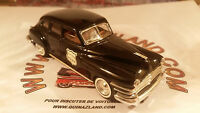 Solido 1948 Chrysler Windsor made in France 1/43 Police South Bend