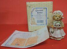 Cherished Teddies Mrs Cratchit Figurine 617318-Beary Christmas & Happy New Year