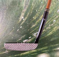 "Hugo Boss Golf  34"" Blade Putter Limited Edition Wood Look Graphite Shaft RH"