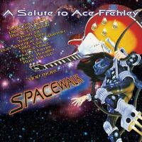 Various Artists - Spacewalk - A Salute To Ace Frehley / Various [New CD] Digipac